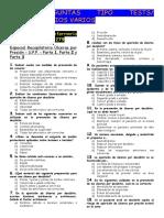 TEST Auxiliar de Enfermería Nº 277, Nº 278, Nº 279,... (3)