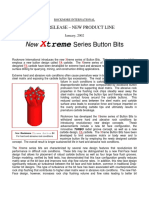 Xtreme Drill Bit Press Release Sp