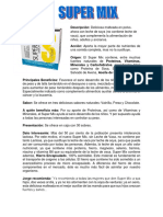 Manual de Productos omnilife