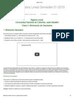 Algebra Lineal 3