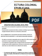Arq Colonial Republicana