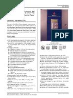 Fire Alarm Panel Chemetron