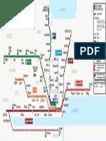 Go Transit Coach Map 2019