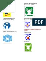 5 Partidos Politicos
