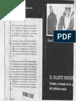 Enzo del Bufalo - El Sujeto Encadenado.pdf