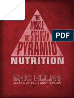 The Muscle Strength Nutrition Pyramid Sample Chapter v1.0.en.es