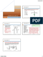 Exemplo 1 GDL - Vibrações