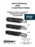 Brake Actuator Instruction_manual