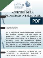 Presentacion Propiedad Intelectual