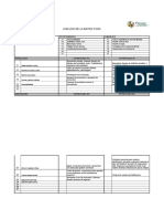 Analisis Foda de Planeamiento Estrategico
