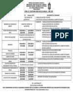 Procesos de Secretaria 1-2019