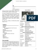 Darcy Ribeiro – Wikipédia, A Enciclopédia Livre