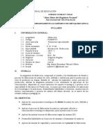 Sillabus MATRICERIA  2013-I.doc
