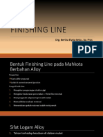 Finishing Line Ppt