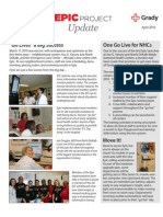 Epic Newsletter_April 2010