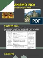 Ayuda Inter Civilización Incaica