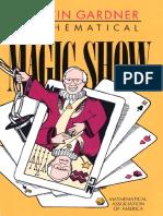 Gardner, M. - Mathematical Magic Show.pdf