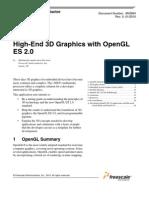 3D Graphics OpenGL