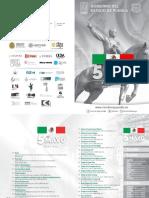 Programa Festival 5 de Mayo PDF