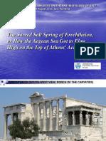 Sacred Salt Spring of Erechtheion.ppt
