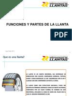 1 - Funciones y Partes de La Llanta