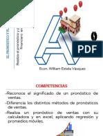 Pronosticos y Planemiento Financiero 2018 Ad