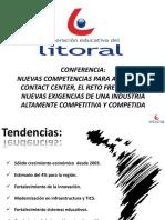 Conferencia Competencias Agentes CEL
