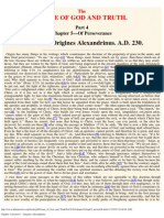 Chapter 5 Section 8. - Origenes Alexandrinus