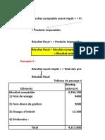 Fiscalité ENCG G5