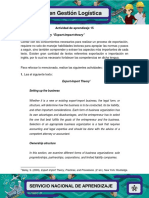 Evidencia 5 Summary Export Import Theory Actiidad 15