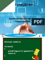Aula 3 - Linguagem C Variaveis e Expressões (1)