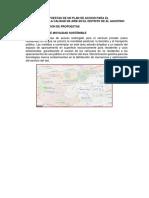 Informe de Solidos Sedimentados