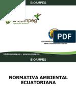 4. Normativa Ambiental
