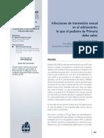 201-207 Infecciones Transmision Sexual