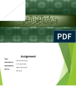 Zulfiqar Ali Bhutto Slides for Presentation