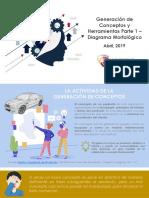 Generación de Conceptos - Parte 1 - Diagrama Morfológico.pdf