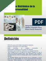 Expo de Transtorno Histrionico (1)