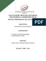 VALOR ACTUAL DEL DINERO - MATEMATICA FINANCIERA II.docx