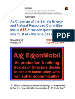 #15 of Sixteen Questions You Must Ask Oil & Gas