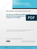 La farsa neodesarrollista y las alternativas populares en América Latina y el Caribe.pdf