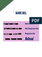 12. KODE BEL.docx
