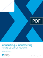 Consulting and Contracting Guide