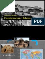 construccion hebrea ppt