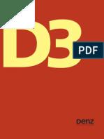 Denz D3 Prospekt