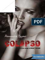 3. Colapso - Alessandra Neymar