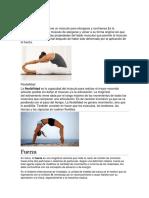 Elasticidad Muscular