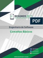 Engenharia de Software - conceitos básicos