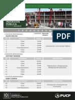 Brochure Pucp