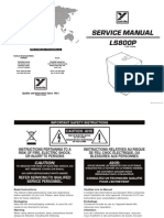 Slms service manuals