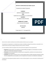 Clasificación de Las Empresas.